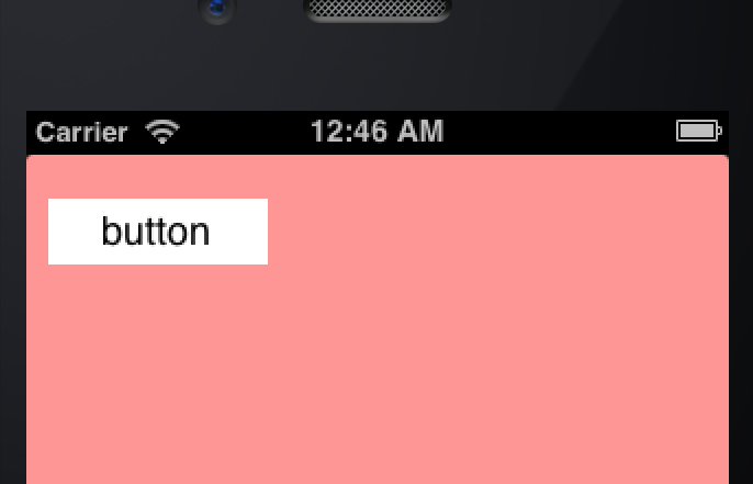 ios simple button