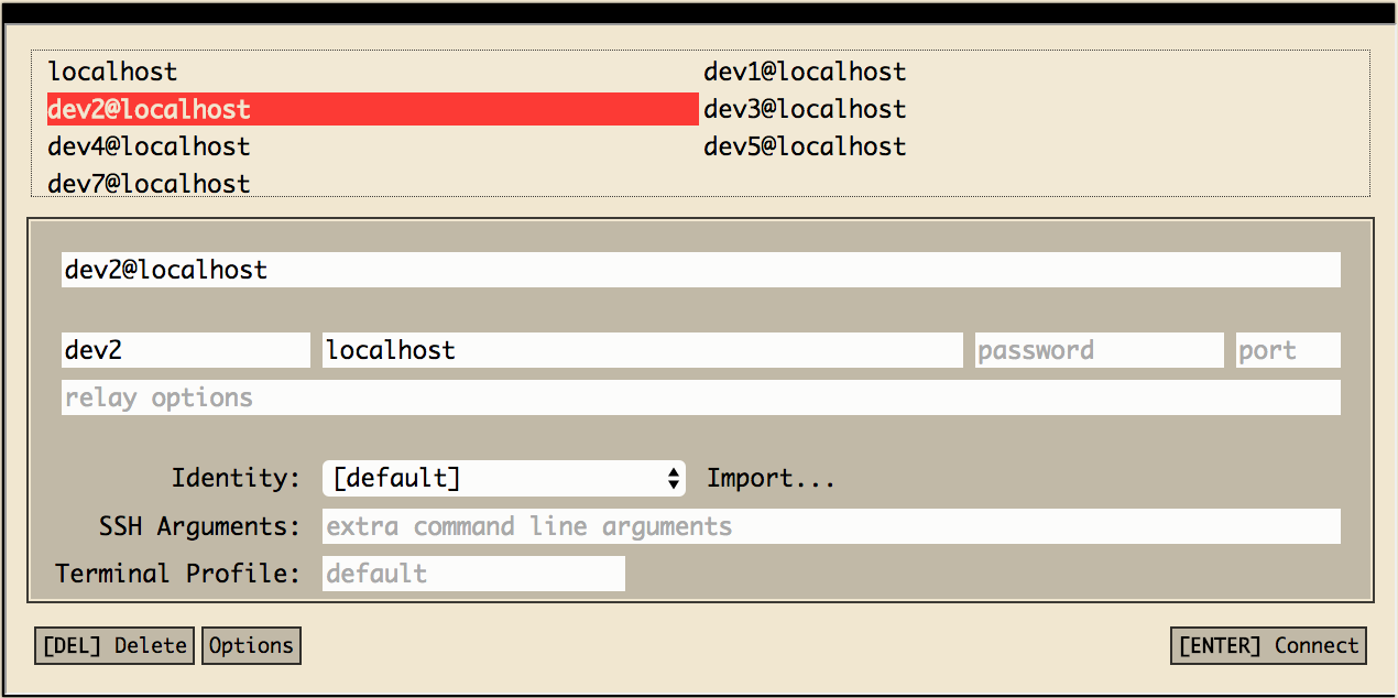 Chrome SSH Client 取代putty
