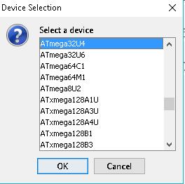 如何使用Atmel Flip 對GH 60 PCB 刷鍵位、刷機- Windows 系統